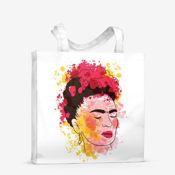 Сумка-шоппер «Фрида Кало»