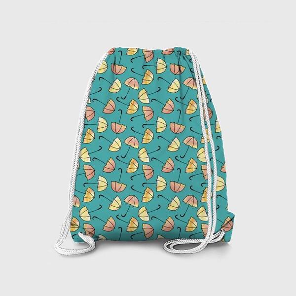 Рюкзак «Зонты»