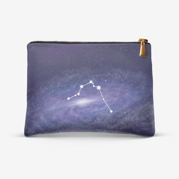 Косметичка «Созвездие Водолей. Галактика»