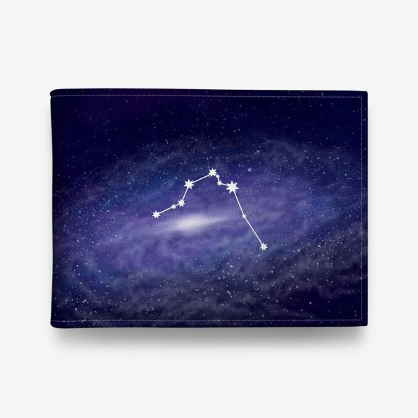 Кошелек «Созвездие Водолей. Галактика»