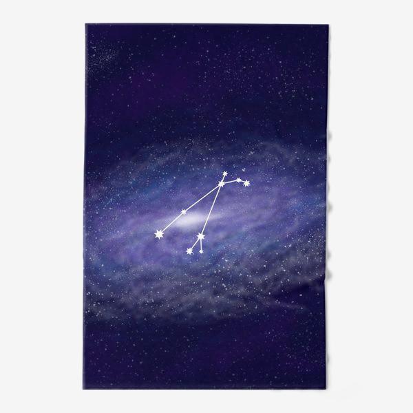 Полотенце «Созвездие Овен. Галактика»