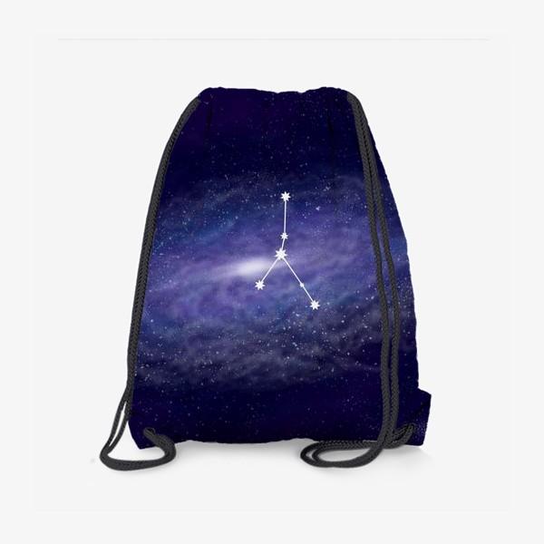 Рюкзак «Созвездие Рак. Галактика»