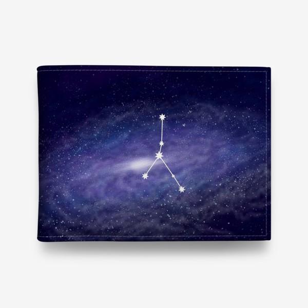 Кошелек «Созвездие Рак. Галактика»