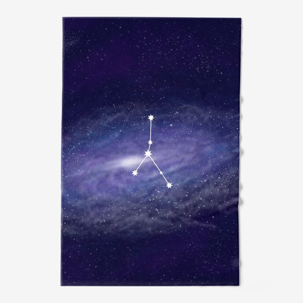 Полотенце «Созвездие Рак. Галактика»