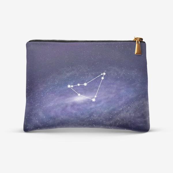 Косметичка «Созвездие Козерог. Галактика»