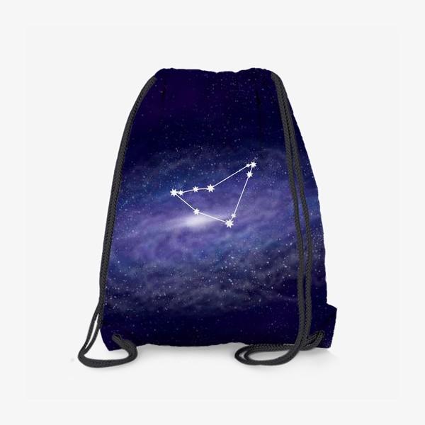 Рюкзак «Созвездие Козерог. Галактика»