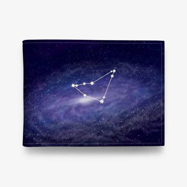 Кошелек «Созвездие Козерог. Галактика»