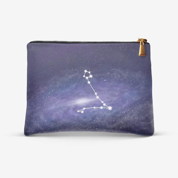 Косметичка «Созвездие Рыбы. Галактика»