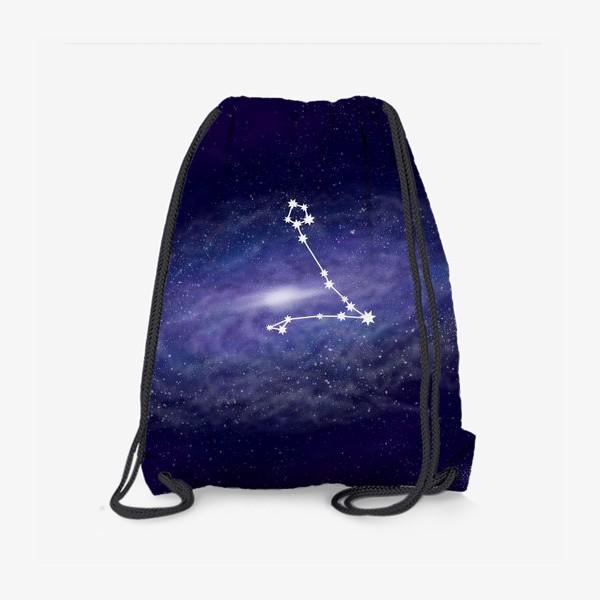Рюкзак «Созвездие Рыбы. Галактика»