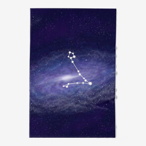 Полотенце «Созвездие Рыбы. Галактика»