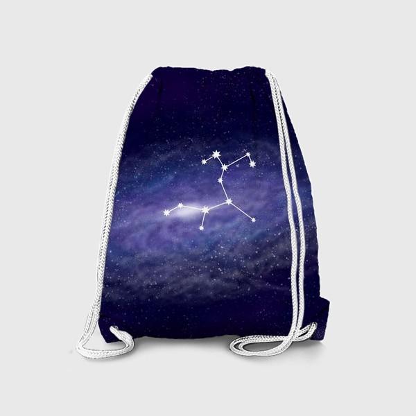 Рюкзак «Созвездие Стрелец. Галактика»