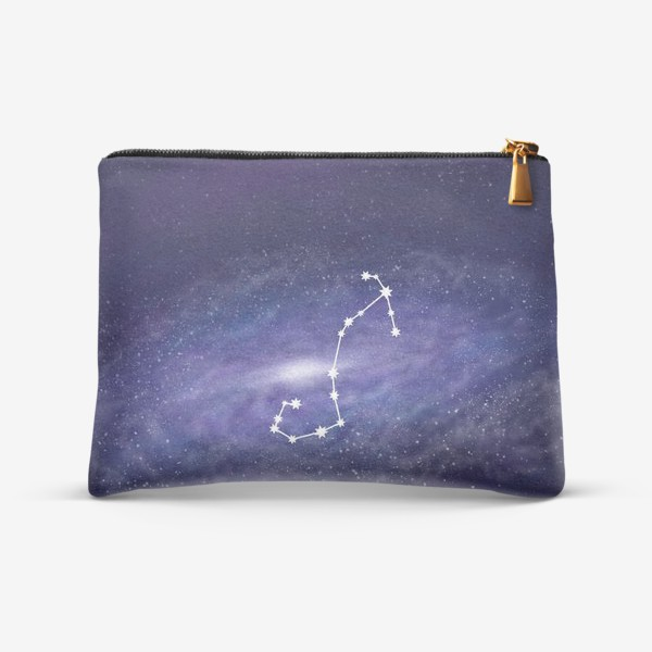 Косметичка «Созвездие Скорпион. Галактика»