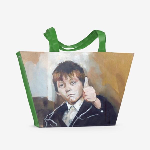 Пляжная сумка «Класс!Ералаш.»