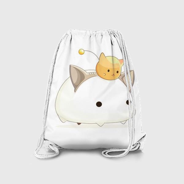 Рюкзак «Кавайный кот»