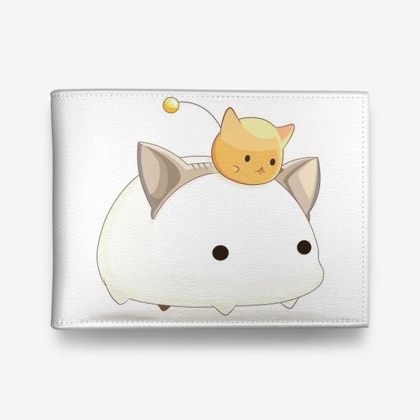 Кошелек «Кавайный кот»