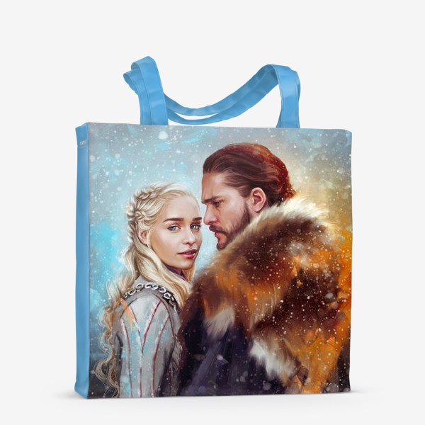 Сумка-шоппер « Game of Thrones»