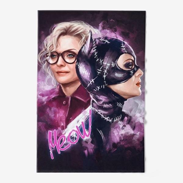 Полотенце «Catwoman»