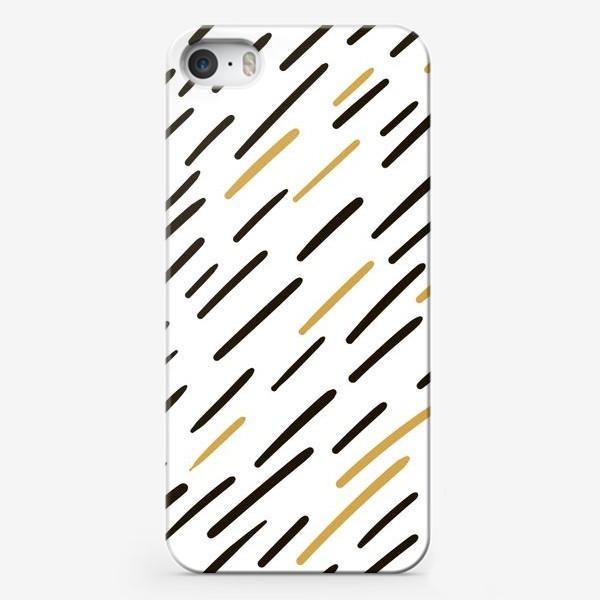 Чехол iPhone «Полосочки»