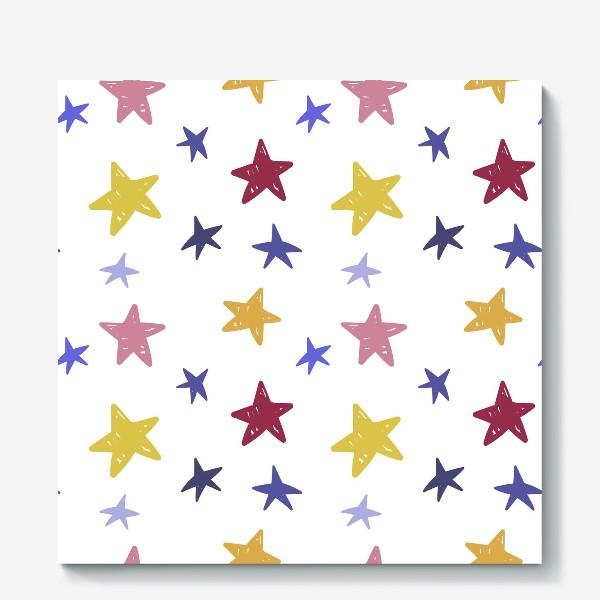 Холст «Звезды»