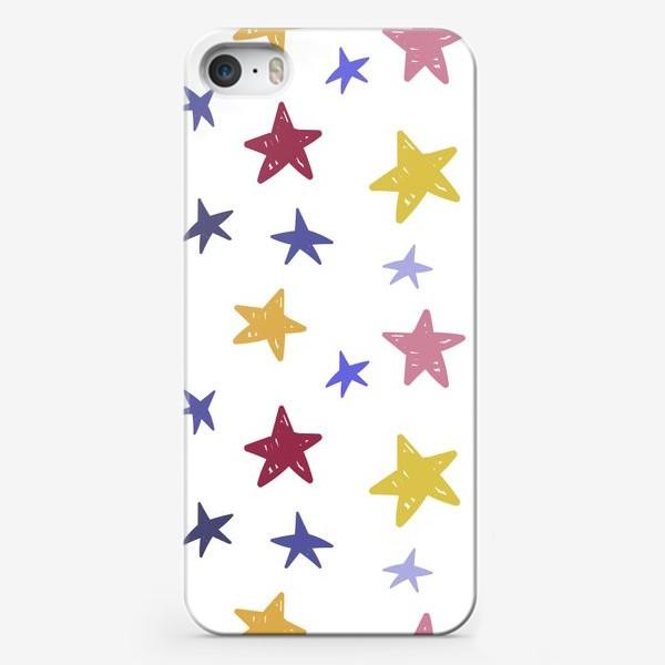 Чехол iPhone «Звезды»