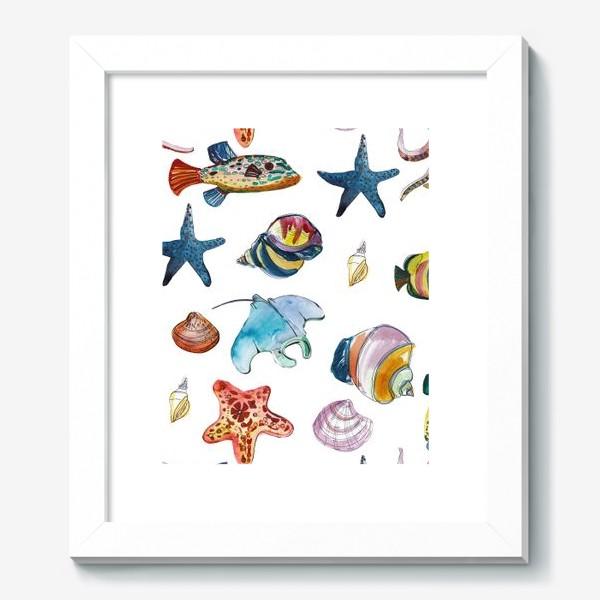 Картина «Глубинные миры»