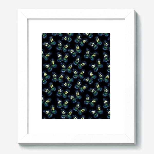 Картина «Бабочки летней ночью»
