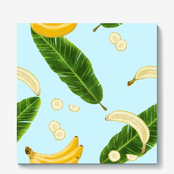 Холст «Банан»