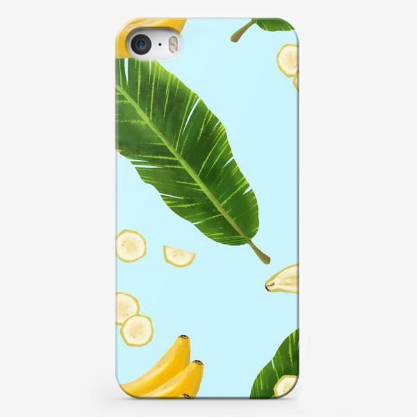 Чехол iPhone «Банан»