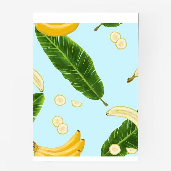 Постер «Банан»