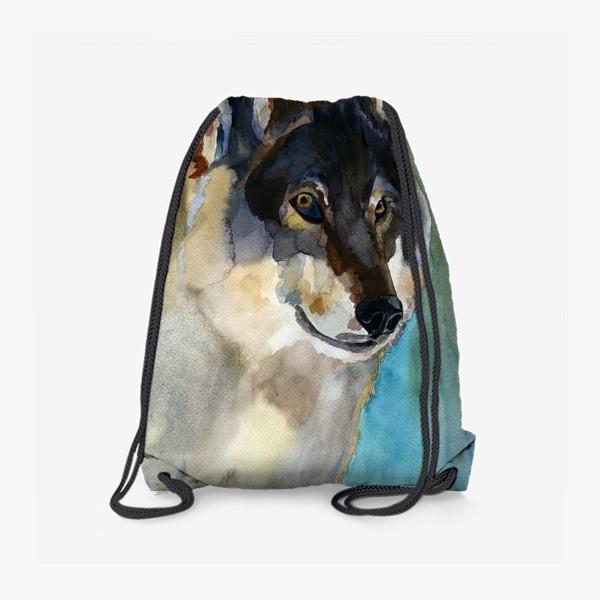 Рюкзак «волк»