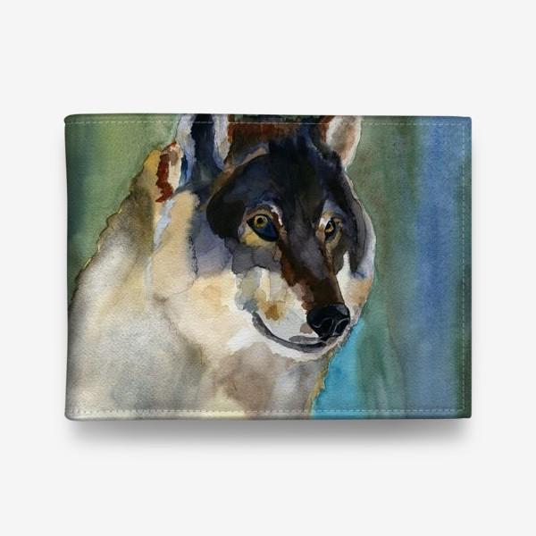 Кошелек «волк»