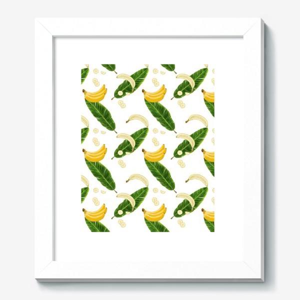 Картина «Принт бананы»