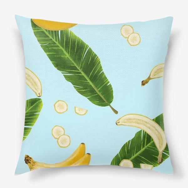 Подушка «Банан»