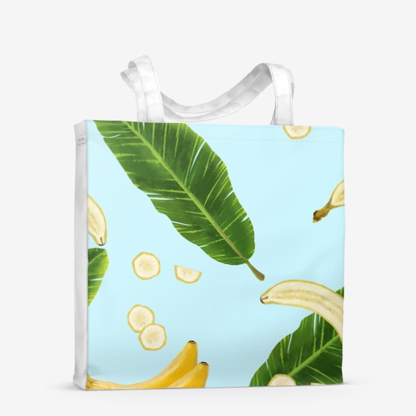 Сумка-шоппер «Банан»