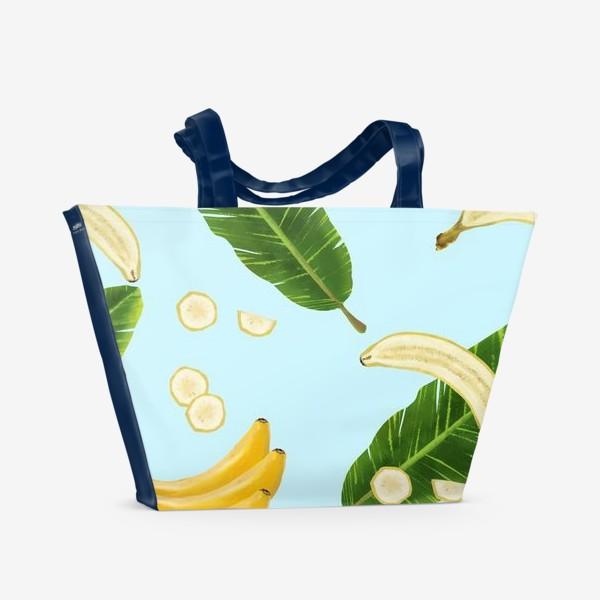 Пляжная сумка «Банан»