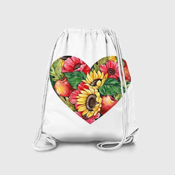 Рюкзак «Сентябрьское сердце»