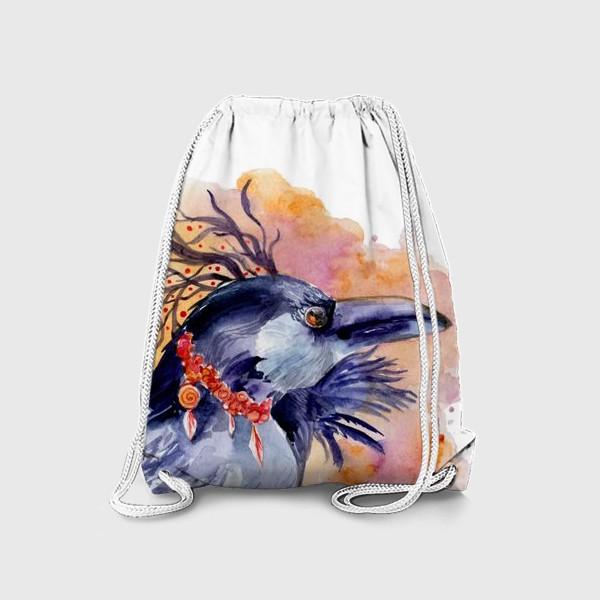 Рюкзак «Ворон »