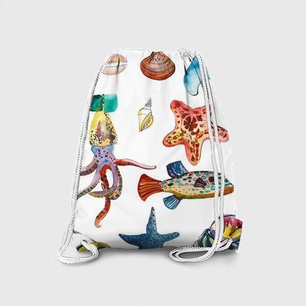 Рюкзак «Глубинные миры»