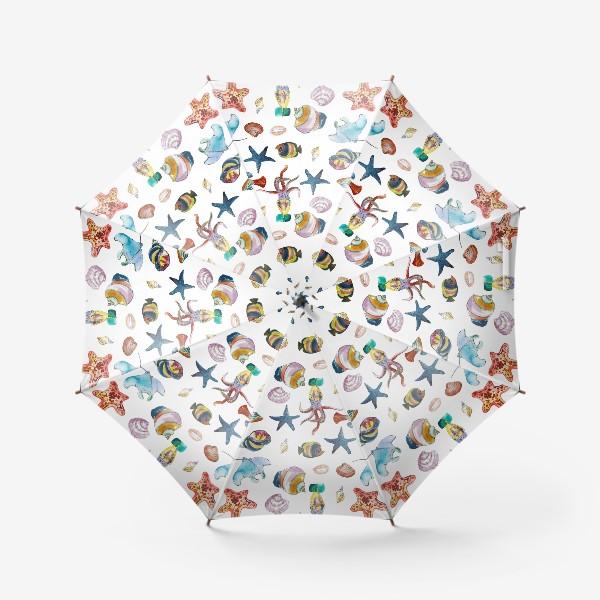 Зонт «Глубинные миры»