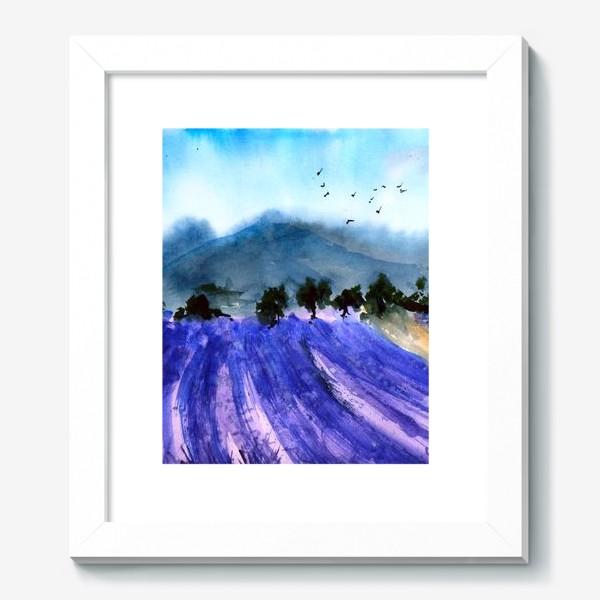 Картина «Лавандовые поля Прованса»