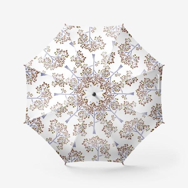 Зонт «Бронзовый лес»