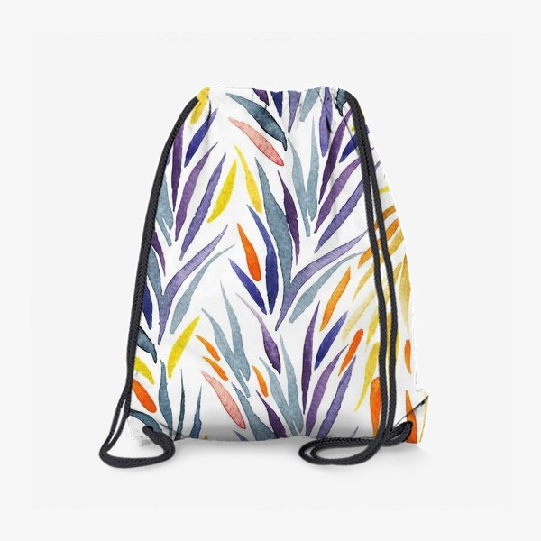 Рюкзак «Листики»