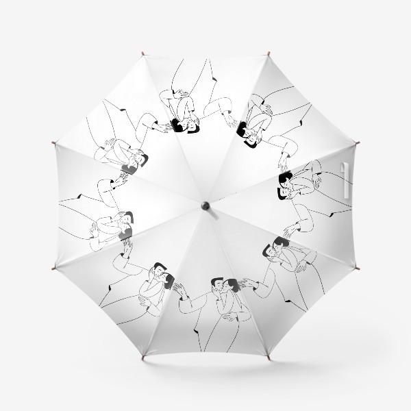 Зонт «love»