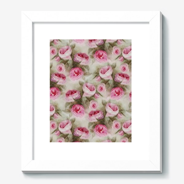 Картина «Розы. Романтика.»