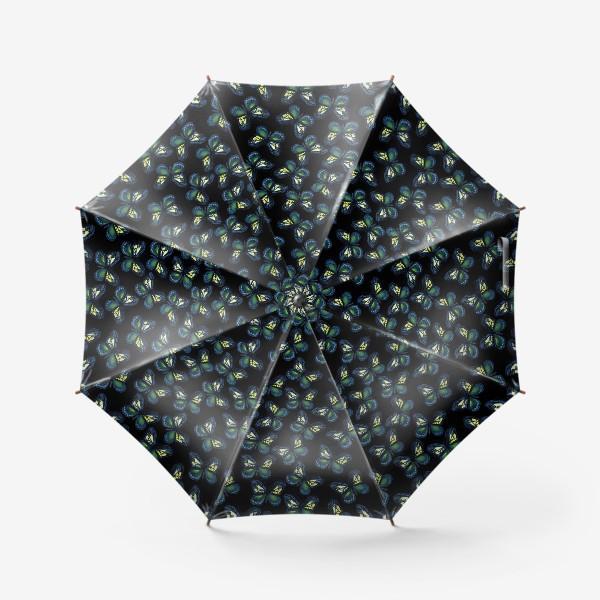 Зонт «Бабочки летней ночью»