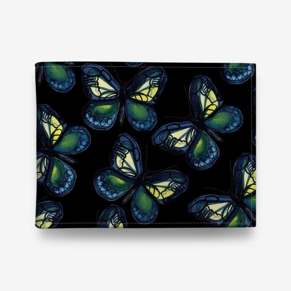 Кошелек «Бабочки летней ночью»