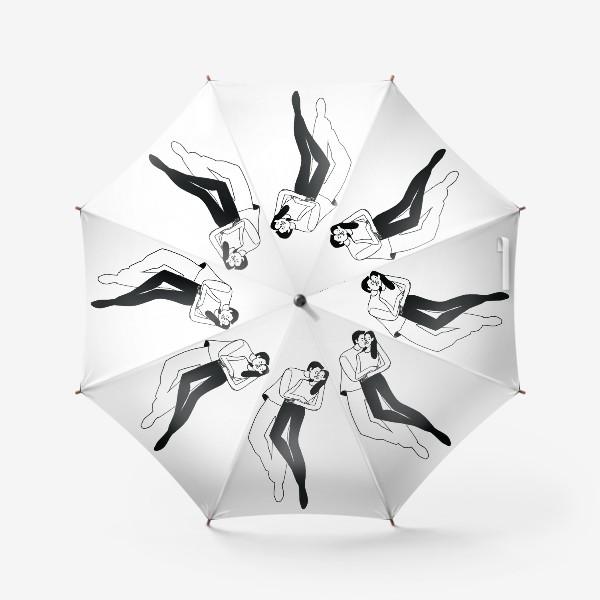Зонт «LOOOOOOOVE»