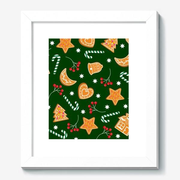 Картина «Паттерн с печеньем»