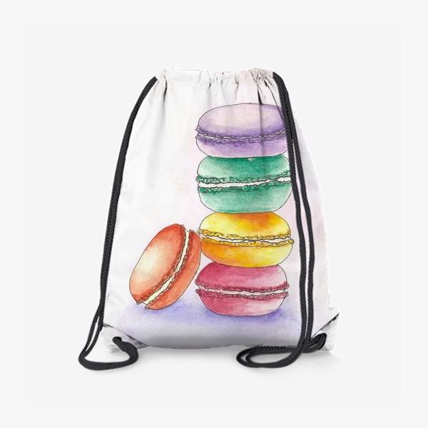 Рюкзак «Макаруны»