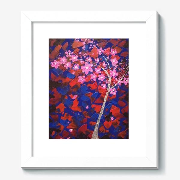 Картина «Цветущее Дерево»